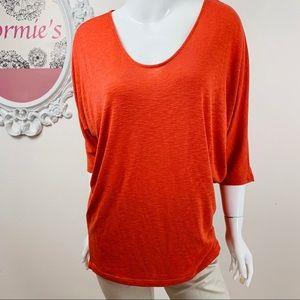Stitch Fix , Laila Jayde / Orange Tunic